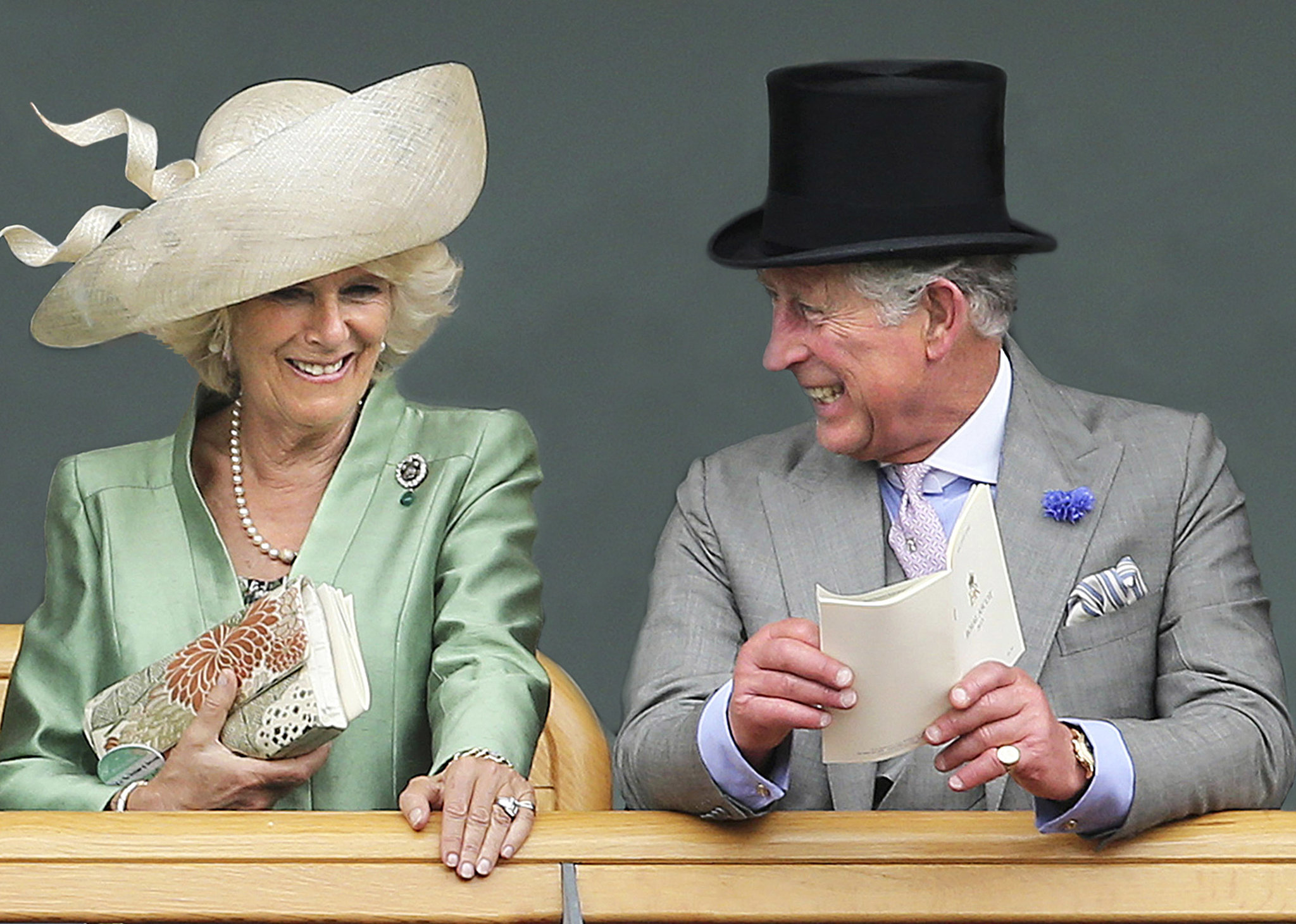 You call Camilla the Duchess of Cornwall, and not Camilla Parker-Bowles.