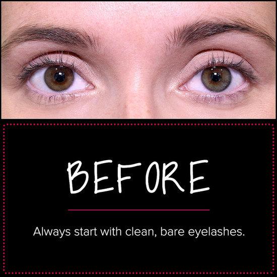 How To Use Avon Mega Effects Mascara