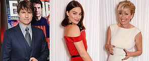 A-Listers Stun at the Jameson Empire Awards