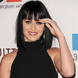 Katy Perry im Museum of Contemporary Art