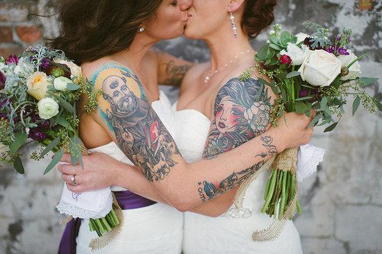 Gay Weddings Spread the Love
