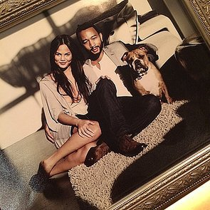 Chrissy Teigen and John Legend Family Photo