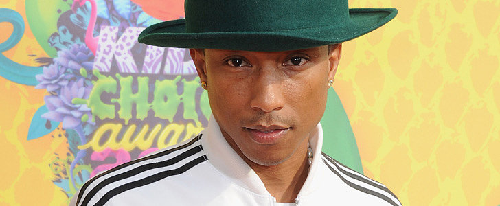 Pharrell Is Joining The Voice — Will You Tune In to Watch Him?