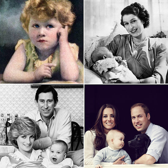 The Evolution of the Royal Portrait