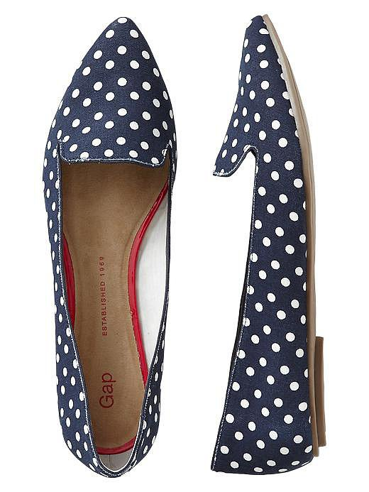 Free shipping BOTH ways on polka dot flats, from our vast selection of styles. Fast delivery, and 24/7/ real-person service with a smile. Click or call
