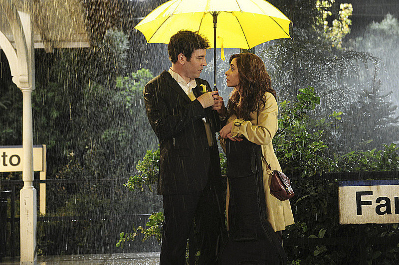 The Yellow Umbrella