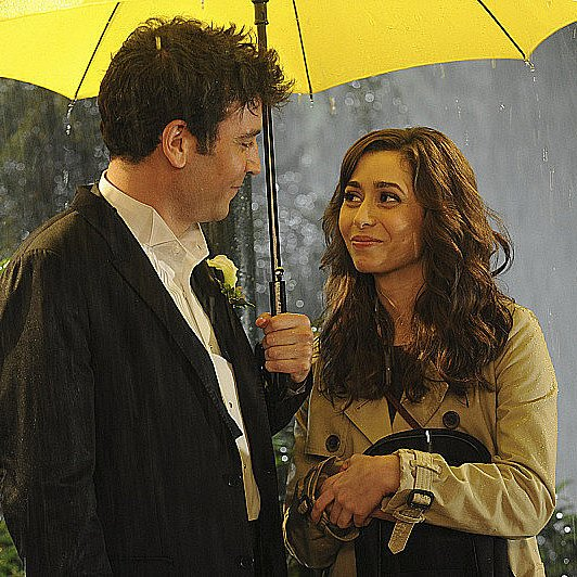 How I Met Your Mother Past References in the Series Finale