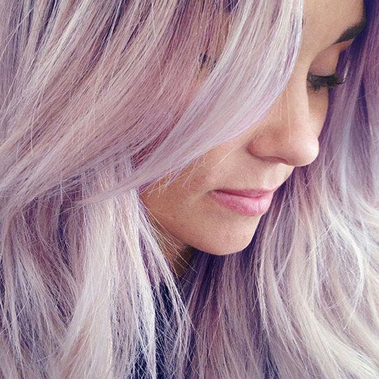 Lauren Conrad With Purple Hair