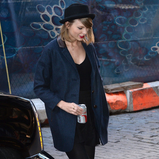 Taylor Swift's NYC Street Style