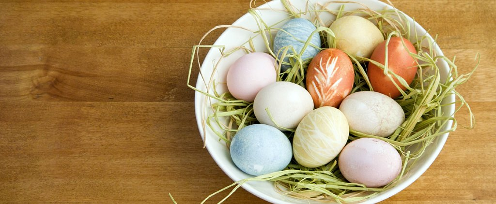 Naturally Dye These Beautiful Easter Eggs