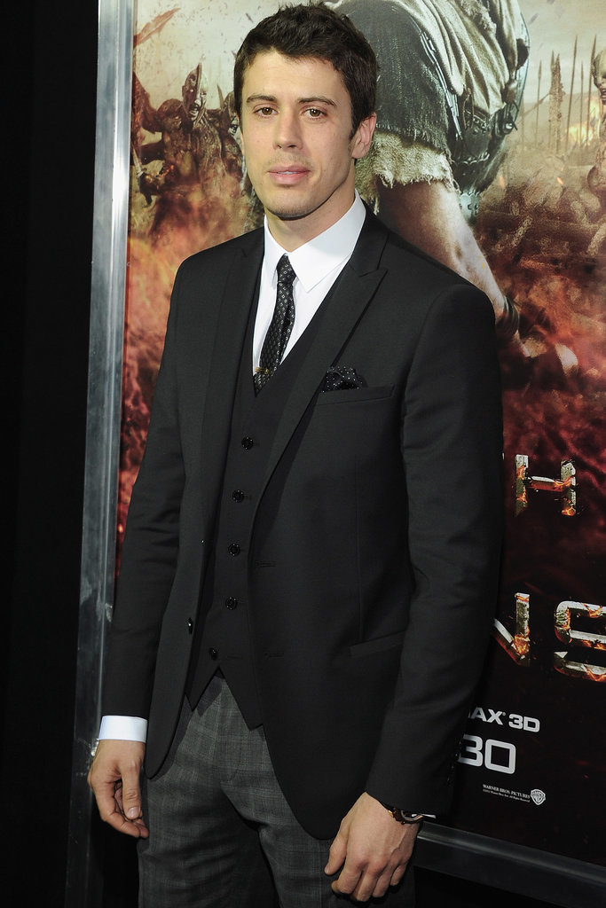 Wrath of the Titans' Toby Kebbell joined The Fantastic Four as the villain Doctor Doom.