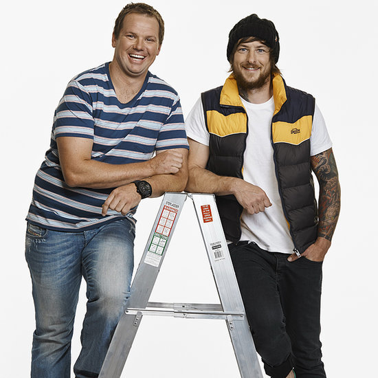 Reality TV Interview Brad and Dale The Block 2014 Fans Faves