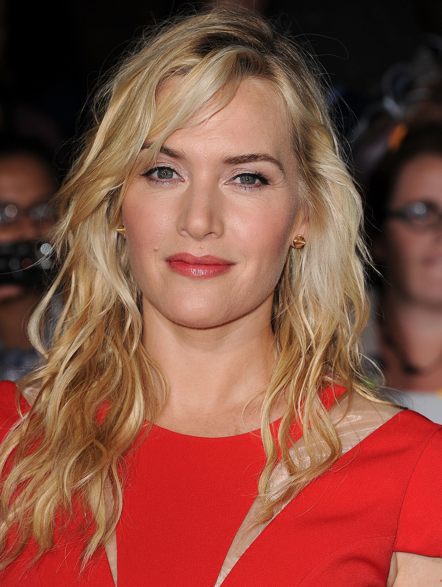 Kate Winslet Natural Hair Color