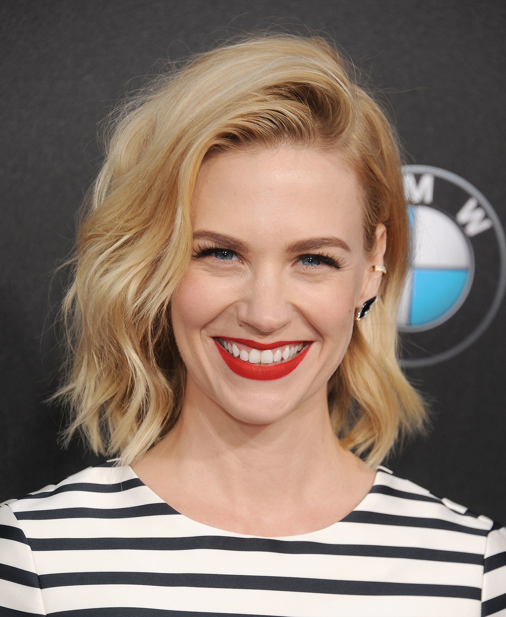 January Jones earned a  million dollar salary, leaving the net worth at 10 million in 2017