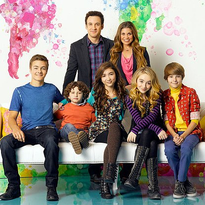 Girl Meets World First Official Cast Photo