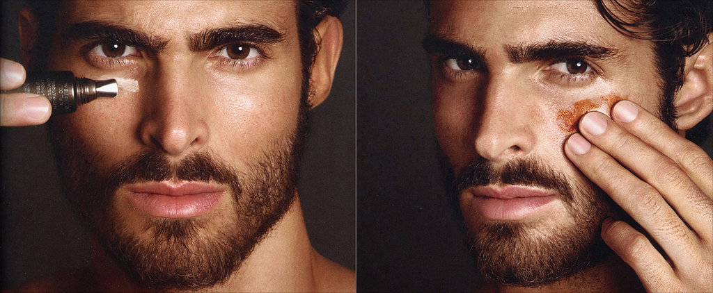 Is Makeup For Men Having a Moment?