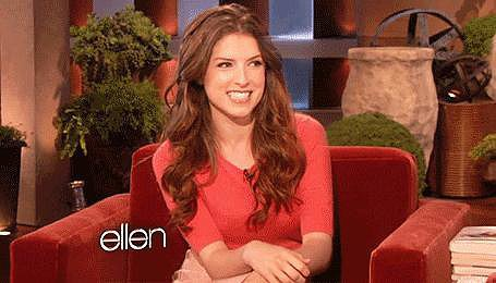 You know Anna Kendrick.