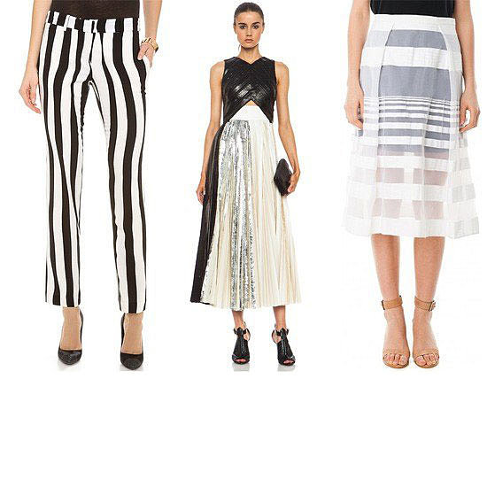 New Ways to Wear Stripes