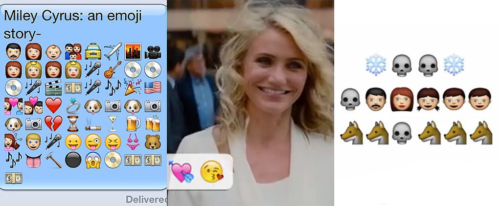 Pop Culture Proof That Emoji Is Now a Big Part of Life
