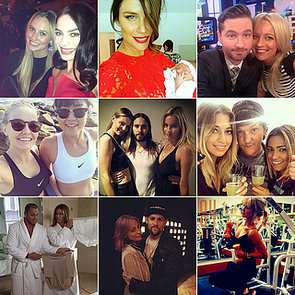 Celebrity Twitter and Instagram Pictures Week April 4 2014