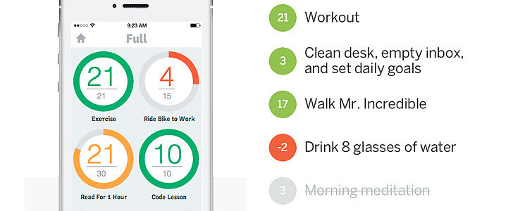 3 Apps to Kick-Start Good Habits and Break Bad Ones
