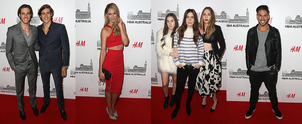 These Lucky Stars Got to Shop H&M Australia First!