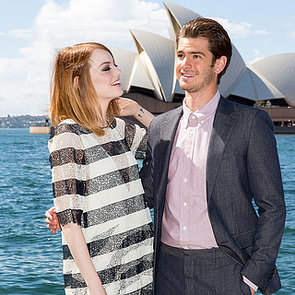 Emma Stone's Style Promoting The Amazing Spider-Man 2