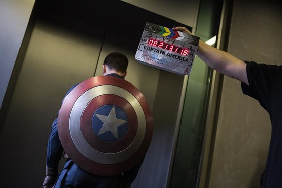 How Captain America 2's Explosive Visual Effects Were Made
