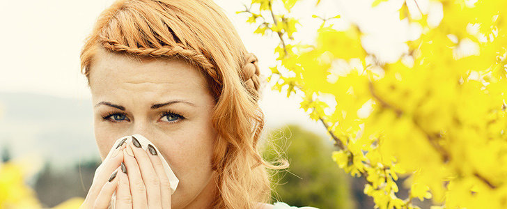 6 Beauty Quick Fixes When Spring Allergies Attack