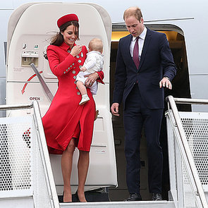 Fun, Interesting Facts About 2014 Royal Tour