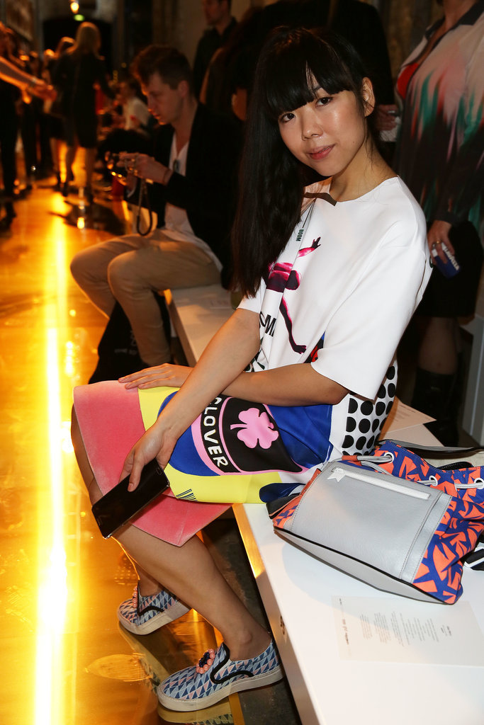 Susanna Lau at MBFWA Day Two