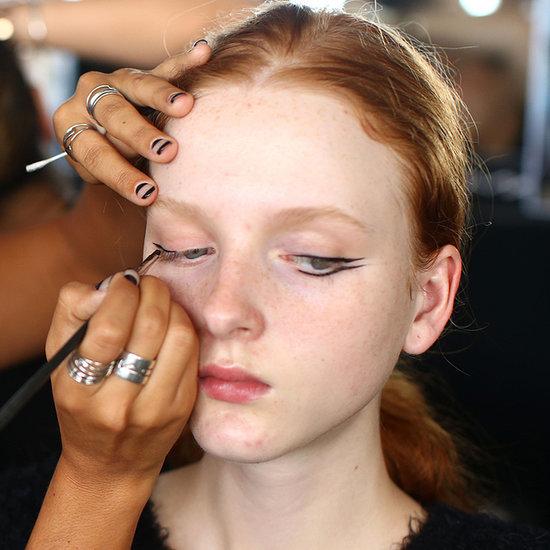 Ellery Hair and Makeup 2014 Australian Fashion Week