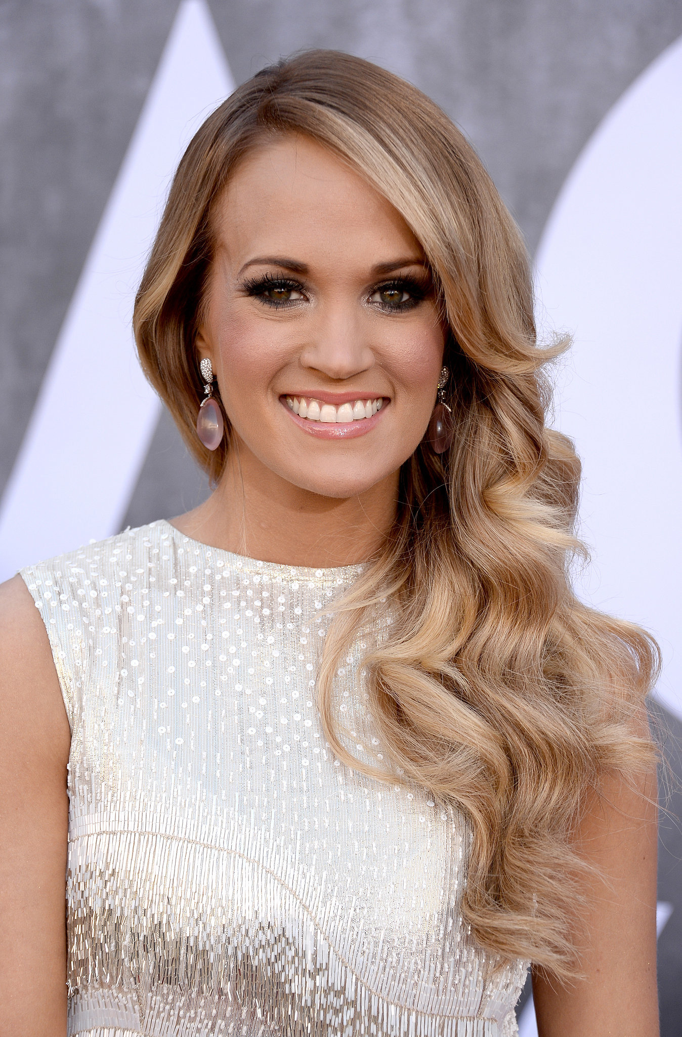 Carrie Underwood At The Acms Jessica Biel Kate Bosworth