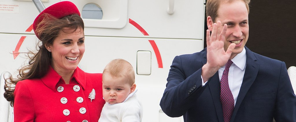 Oops! Did Prince William and Duchess Kate Make Another Car Seat Mistake?