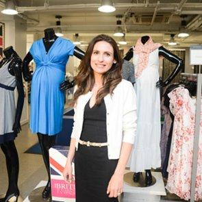Kate Middleton Maternity Dress Designer