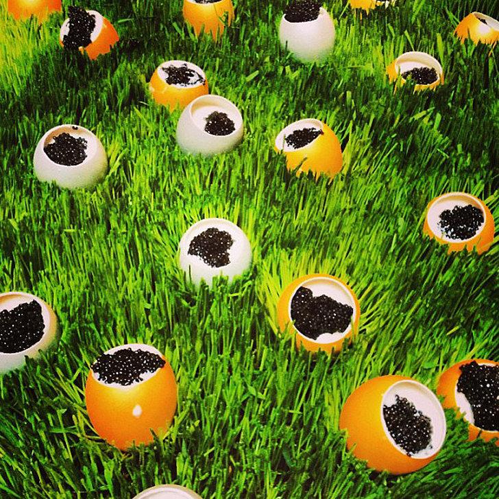 Speaking of Caviar . . .