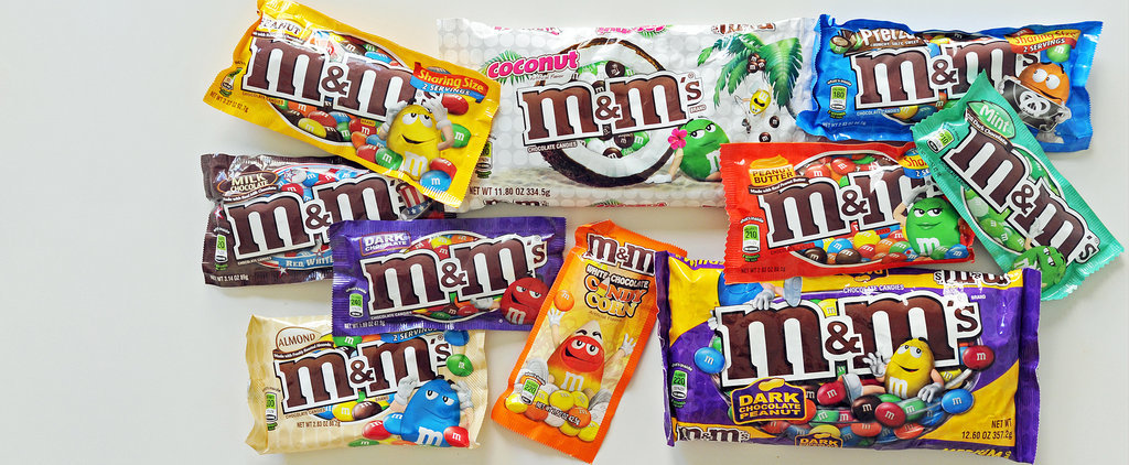 Ranking M&M's: Which Comes in at No. 1?