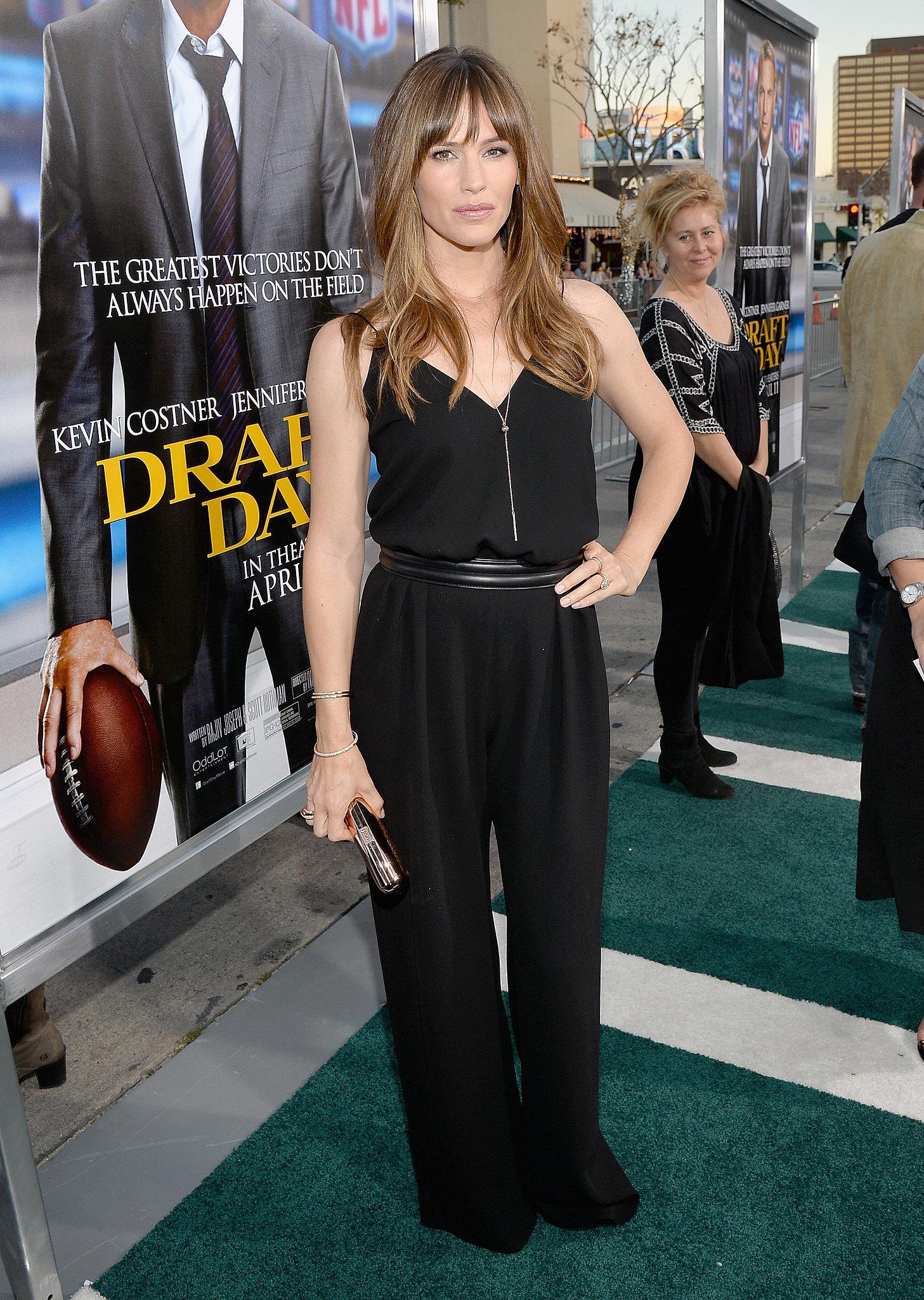 Jennifer Garner Brings Her A-Game to the Red Carpet