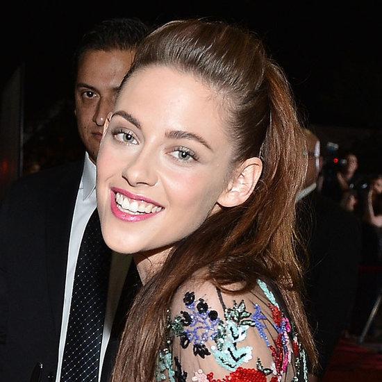 Kristen Stewart Facial Expressions