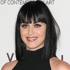 Celebrity Beauty Instagram Katy Perry Green Hair