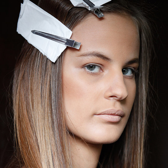 Christopher Esber Hair & Makeup 2014 Australian Fashion Week
