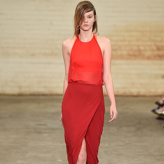 Dion Lee Fashion Week Spring 2014 2015 Show Pictures