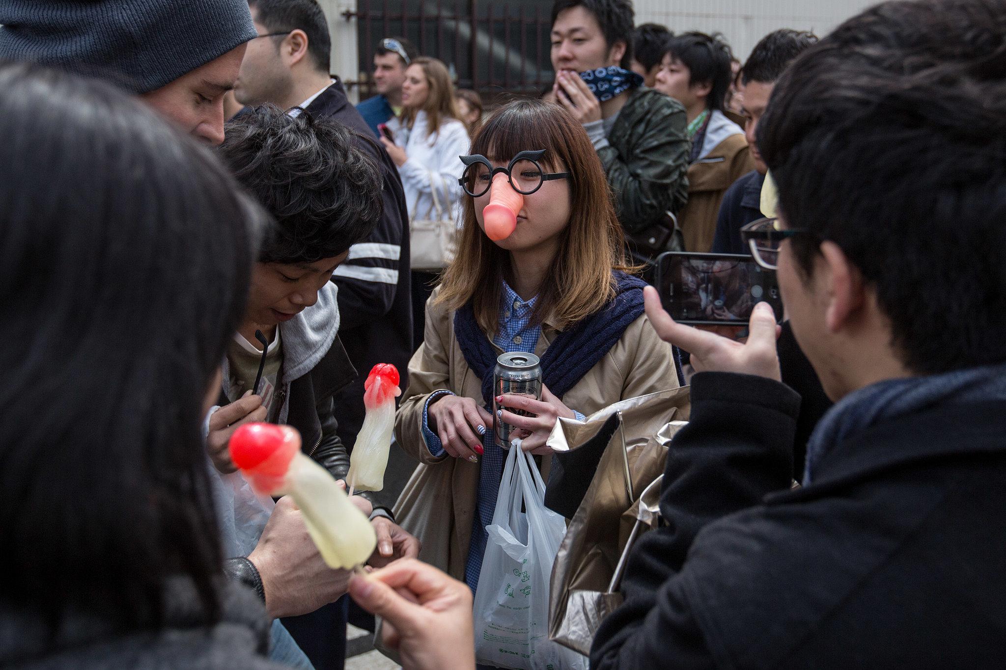Японские члены и девушки 8 фотография