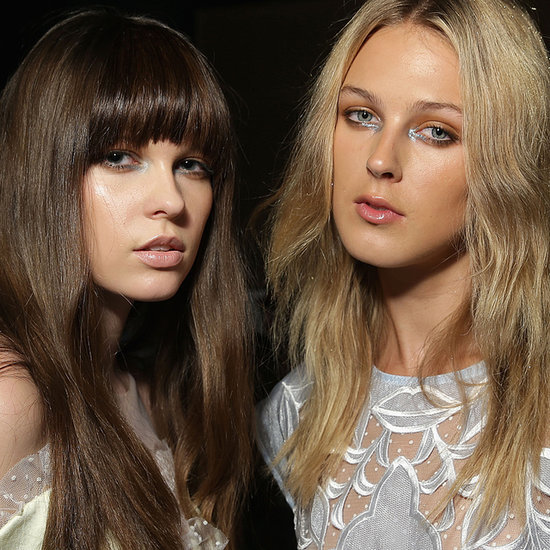 Alice McCall Hair and Makeup 2014 Australian Fashion Week