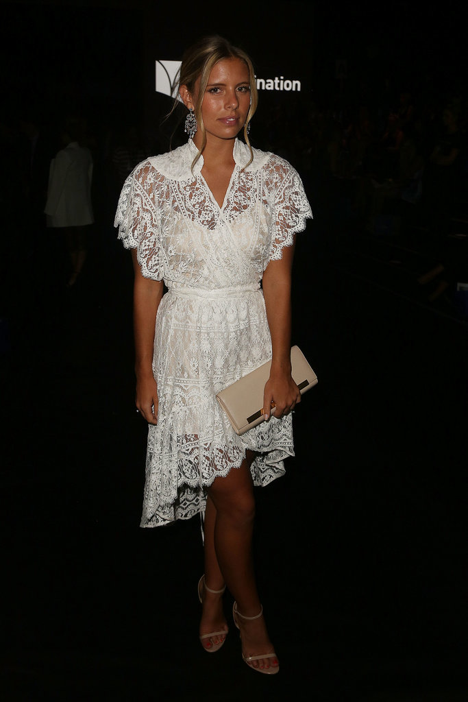 Natasha Oatley at MBFWA Day Four
