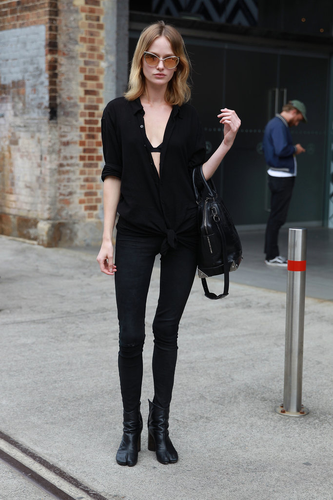 The Best Street Style Pictures From Australian Fashion Week