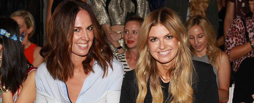 Day 5: Close-Up Celebrity Beauty at Australian Fashion Week