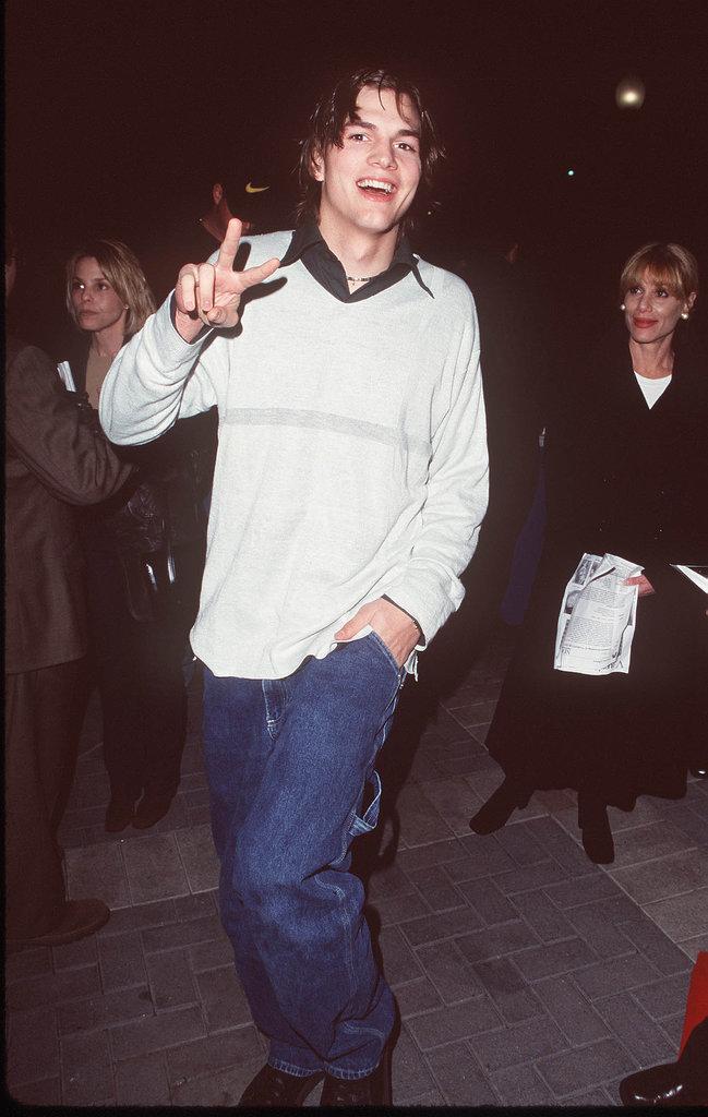 Ashton Kutcher, 1999