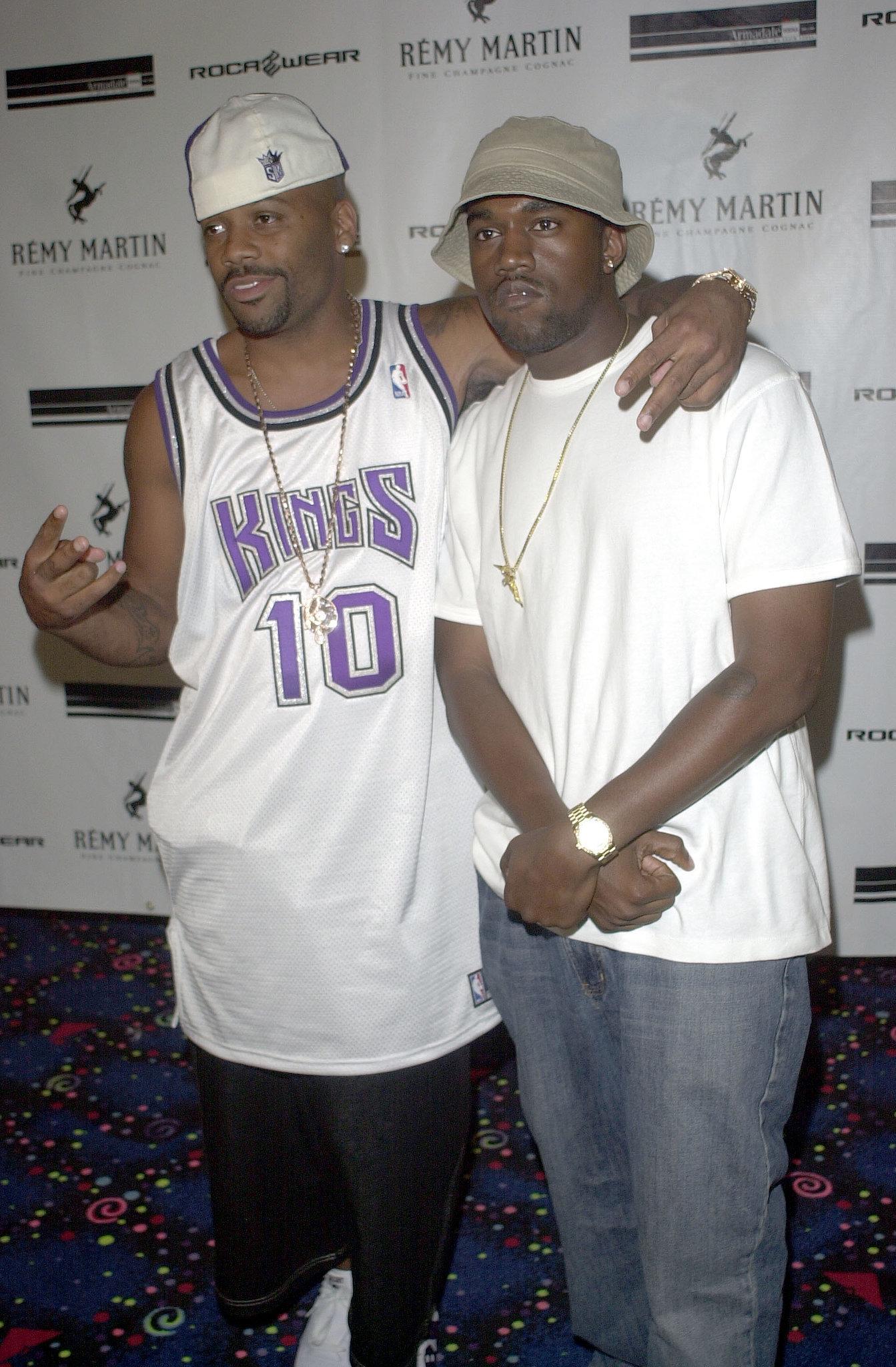Kanye West, 2002