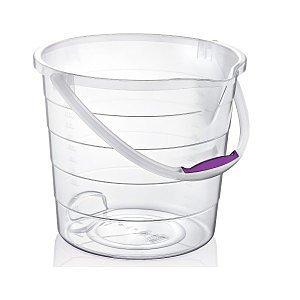 Clear Sand Bucket
